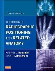 Diagnostic Imaging Books Bontrager, Bushong, Torres, Pharma.Prin