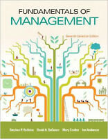 "Fundamentals of Management ""Seventh Canadian Edition"""