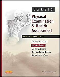 Physical Examination and Health Assessment - Canadian (2 Ed)
