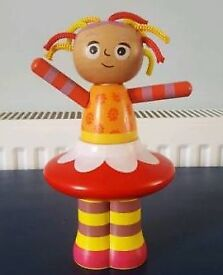 Upsy Daisy wooden stacking toy
