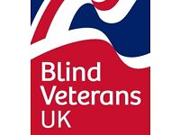 Volunteer Drivers Required for Blind Veterans UK Lunch Club