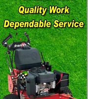 Chathams Lawn care