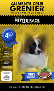 Everything Raw (Raw Dog Food - Aliments Crus Grenier Products) Cornwall Ontario image 3