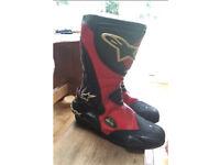 Alpine stars smx boots