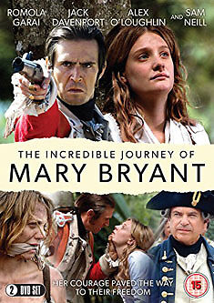 DVD:THE INCREDIBLE JOURNEY OF MARY BRYANT - NEW Region 2 UK