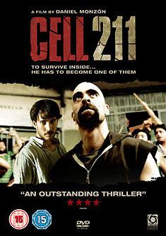 CELL 211 - DVD - REGION 2 UK
