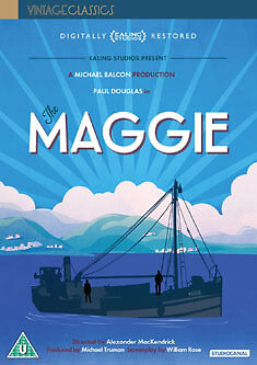 DVD:THE MAGGIE (EALING) - NEW Region 2 UK