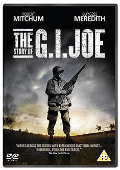 DVD:STORY OF GI JOE - NEW Region 2 UK