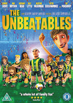 DVD:THE UNBEATABLES - NEW Region 2 UK