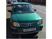 Nissan, MICRA, Hatchback, 2002, Other, 998 (cc), 3 doors