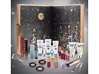 REDUCED: Brand New No7 Advent Calendar Gift box