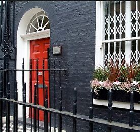 Private Office to rent in Percy Street, W1 - Modern Building, Serviced Terms