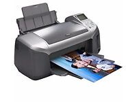 Epson Photo R300 inkjet printer & cartridges