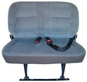 VAN DOUBLE SEAT CONVERSION