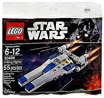 Genuine Lego Star Wars U-Wing Fighter Polly bag Brand New 30496