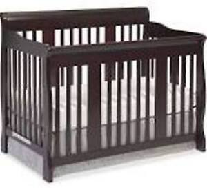 Storkcraft crib, plus accessories (extra cost)