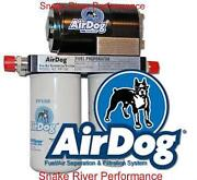 Air Dog Fuel System