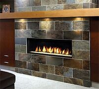 Gas fireplace cleaning and repair