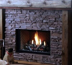 Clean Face Fireplace