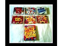 MUSIC CDS - POP COMPILATION - (14 discs) - FOR SALE