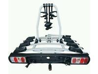 Streetwize Titan 4 Cycle Carrier 4 Bike Rear Platform Towball Mount