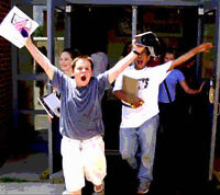 SCHOOL'S OUT! ..Almost!!