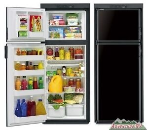 Dometic RM2652 DM2652 RV Camper Trailer Refrigerator Fridge 2-Way Black NEW