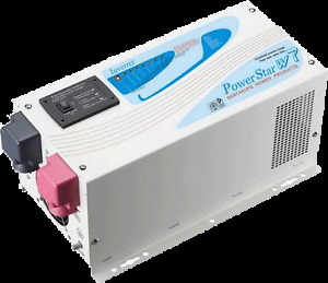 1000w, 2000w, 3000w Pure Sine Power Inverter/Charger