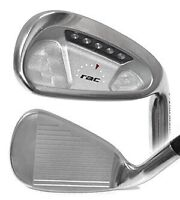 TaylorMade RAC OS irons, Left-Handed