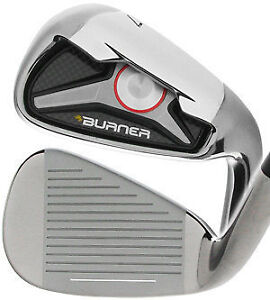 TaylorMade Burner 2009 Iron Set Golf Clu...