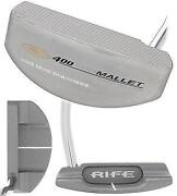 Milled Face Putter