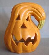 Ceramic Jack O Lantern
