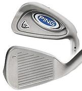 Ping i5 Irons Blue Dot