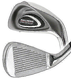 Orlimar irons 4-PW/AW/SW 3 Rescue DynamicGold 10clubs(sell/trade