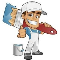 Professional Painter for residential home painting Available