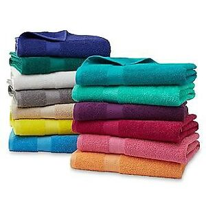 I.S.O New/used towels