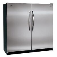 Kenmore Elite Stainless Steel All Fridge and All Freezer