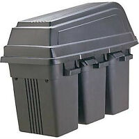Leaf bagger 3 collection buckets for craftsman mower