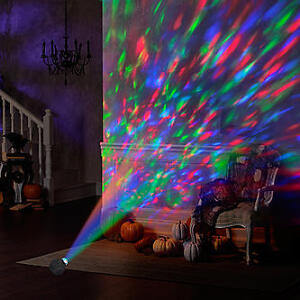 SWIRLING MOVING COLOURED  PROJECTION CHRISTMAS LIGHTS (NEW) London Ontario image 7