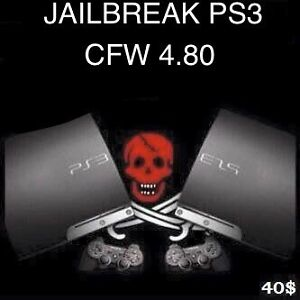 Ps3 Jailbreak, CEX/DEX, MoD Menu, CFW 4.80