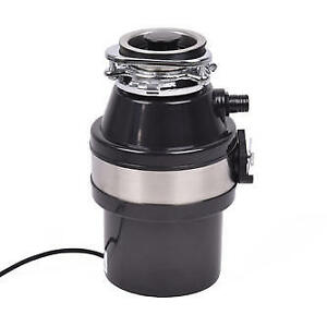 INDEPENDENT  3/4 Horse Power 2700 Rpm Food Waste Disposer