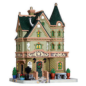 Wanted: Porcelain Christmas Village houses