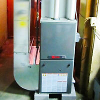 Furnaces & Air Conditioners - ENERGY STAR High-efficiency