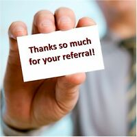 Looking for excellent tenants through referral