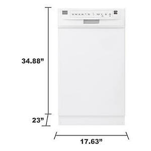 18 In Built-In Dishwasher Wanted