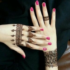 Henna For Christmas, parties and wedding Cambridge Kitchener Area image 3