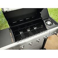 Kenmore 4 Burner-Deluxe BBQ Gas Grill from Sears Retails $900