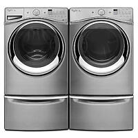 Frigidaire Affinity ULTRA CAPACITY** Front Load Washer and Dryer