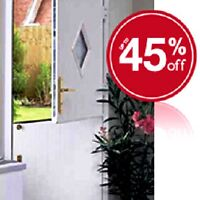 ENTRANCE DOORS  ☀ FALL SALE ☀  45% OFF NOW !