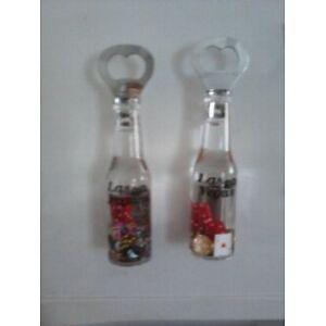 Las Vegas Fridge Magnet Bottle Opener